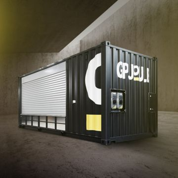 CONNECT Mobility-Container